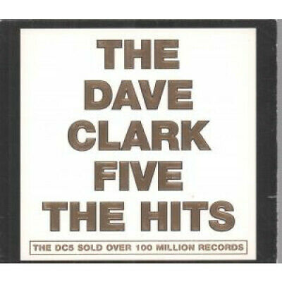 DAVE CLARK FIVE Hits CD Europe Universal 28 Track. Wear To Card Outer Slipcase