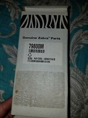 Lot of 500 GENUINE OEM Zebra 104523-130 Premier PVC Card NEW! Red 30 mil