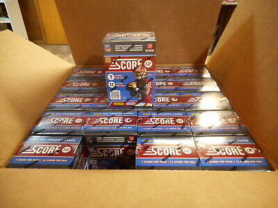 2012 PANINI SCORE FOOTBALL BLASTER BOX CASE FRESH FACTORY SEALED (see pictures)