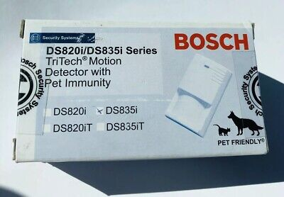Bosch DS853i TriTech PIR Microwave Motion Detector with Pet Immunity