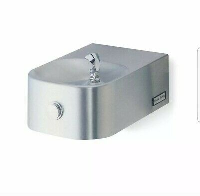 HALSEY TAYLOR 7439009083F3 Indoor/Outdoor Drinking Fountain, Wall Mount