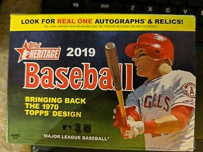 Baseball Trading Cards 2019 Topps Heritage Baseball All Stars Singles AS RC You Pick #250-400 Stars Sports Trading Cards & Accessories