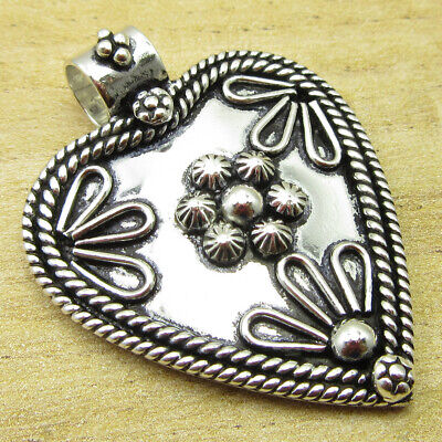 """OXIDIZED Pendant 1.6"""" Corporate Gifts ! Silver Plated Fashion Jewelry BRAND NEW"""