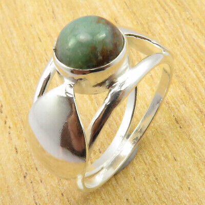 Size 8.75 Ring STUNNING 925 Silver Plated Exclusive Ruby Zoisite WHOLESALE PRICE