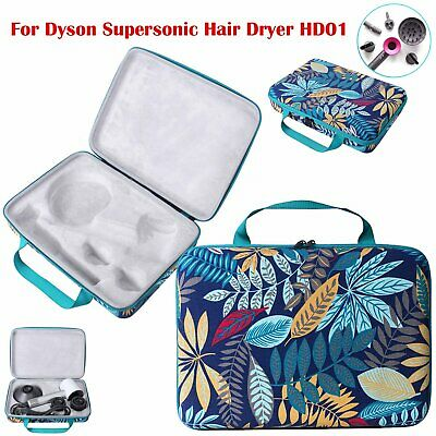 For Dyson Supersonic Hair Dryer HD01 Travel Case Storage Bag Hard Shell Cover