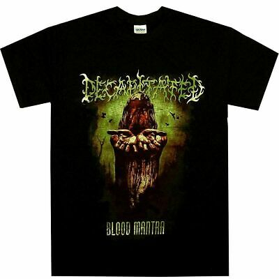 New Decapitated Blood Mantra Men's T-Shirt S-2XL