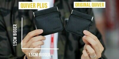 VDR Quiver Plus by Kelvin Chow (Gimmick+Online Instruct) Illusions Magic Tricks