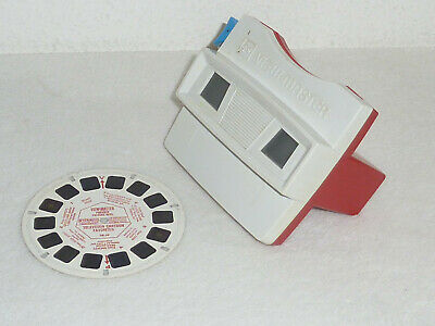 GAF View-Master Bildbetrachter + 1 Scheibe (Television Cartoon Favorites DR-59 )