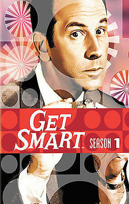 #9 GET SMART Season 1 Brand New DVD Set FREE SHIPPING