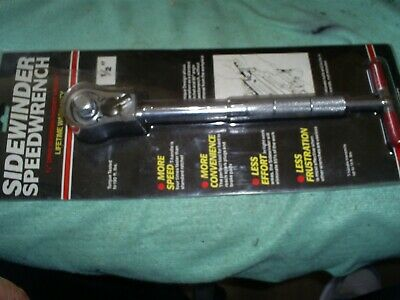 "Sidewinder Speedwrench 1/2"" Drive 90* Ratchet  From The  U.s.a."