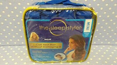 """The Sleep Styler Mini Rollers for Short or Fine Hair 12 - 3"""" Rollers"""