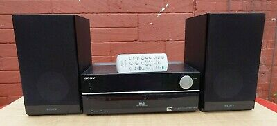 Sony Micro HI-FI Component System CMT-HX80R with USB/MP3/CD/Tuner/i pod