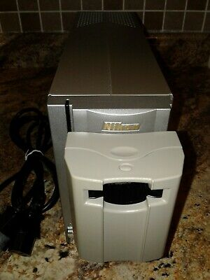 NIKON COOLSCAN 4000 ED IV Film Scanner Manual, Firewire Card