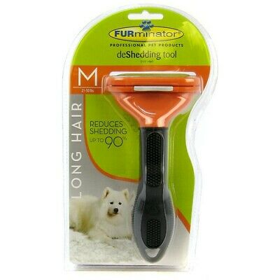 "FURminator Professional Deshedding Tool For Medium Dogs ( 2.65"" edge )"