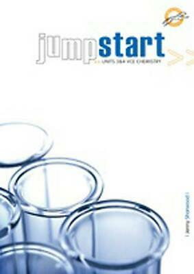 JumpStart Units 3 & 4 VCE Chemistry: Units 3 and 4 by Jenny Sharwood Paperback B