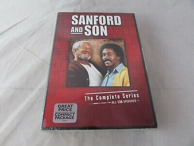 Sanford and Son - The Complete Series Seasons 1-6 (17-DVD Set, 2008)