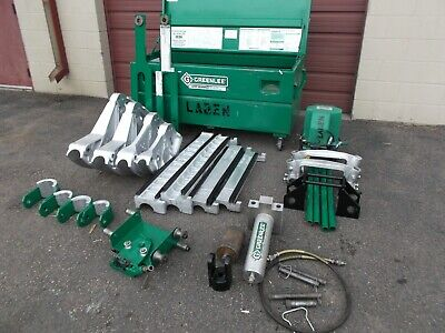 Greenlee 881CT 881 CT Cam track one shot bender 1813 table 980 Pump