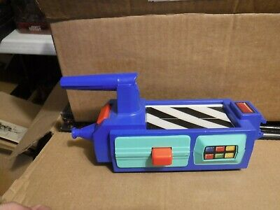 Vintage 1989 Kenner The Real Ghostbusters Ghost Trap GLOWS IN THE DARK