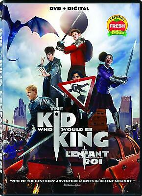 The Kid Who Would Be King (DVD, 2019, Canadian)