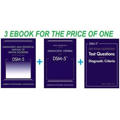 DSM-5 Diagnostic and Statistical Manual of Mental Disorders 5th Edition (PDF)
