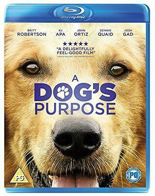 A Dog's Purpose [Blu-ray] [2017], New, DVD, FREE & Fast Delivery