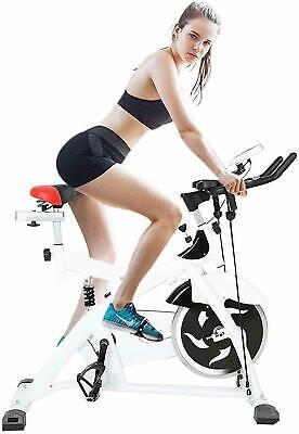 Exercise Bike Stationary Bicycle Indoor Cycling Cardio Fitness Home Gym Workout