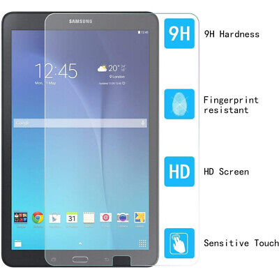 "For Samsung Galaxy Tab E 9.6"" T560 T565 Tablet Tempered Glass Screen Protector"