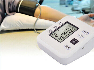 Automatic Digital Arm Blood Pressure Medical Families Health Care Hot