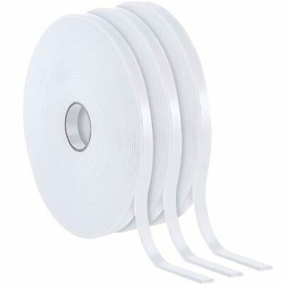 10M Foam Mounting Tape White PE Double Sided Foam Tape Foam Adhesive Tape AU