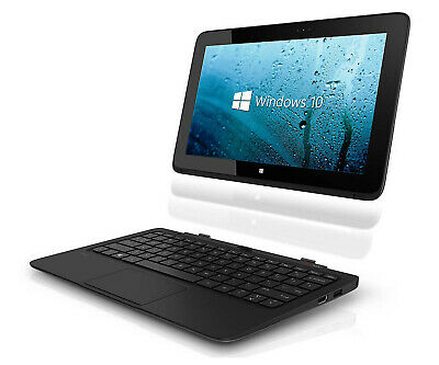 """HP Pro X2 410 G1 Convertible Core i3 11,6"""" 4GB  64GB Tablet + Keyboard US-Layout"""