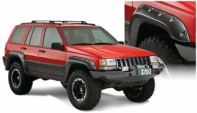 Jeep Grand Cherokee Zj 1992 - 1998 Wheel Arch - Fender Flares Extensions