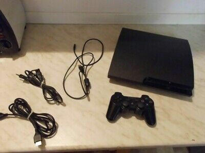 Sony Playstation 3 PS3 Konsole+Controller