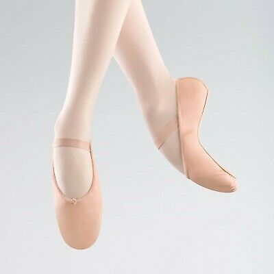 Bloch Arise 209 C Full Sole Pink Leather Ballet Dance Shoes