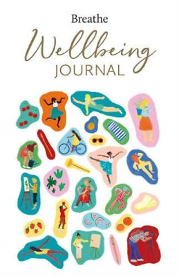 Breathe Wellbeing Journal (UK IMPORT) BOOK NEW