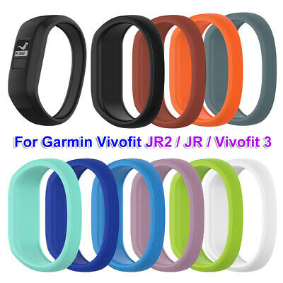 Children Silicone Watch Band Bracelet Strap For Garmin Vivofit JR 2 / Vivofit 3