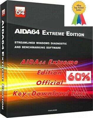 [PROMO] AIDA64 Extreme LifeTime License Key+ Download Link  Fast Email Delivery