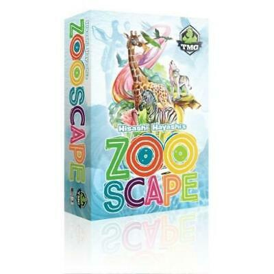 Hearty Tasty Minstrel Card Game Zooscape Box Sw Games