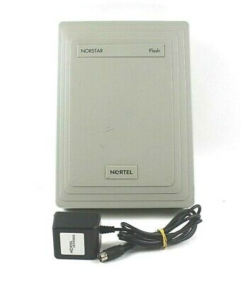 Norstar Nortel Networks Flash Star Talk NTAB2456 4 CH E/S Flash Voicemail 2.0