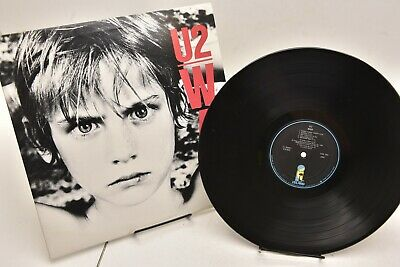 1983 U2 WAR Record Album Vinyl LP Island 7 90067-1 VG/VG+ - $24 99