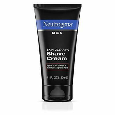 Neutrogena Men Shave Cream (5.1 oz.) Skin Clearing