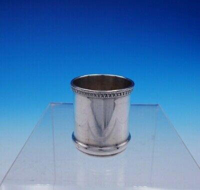 Gran Paris by Camusso Peruvian Sterling Silver Toothpick Holder (#3317)