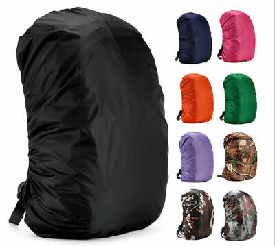 Dust Waterproof Backpack Rain Cover Bag for Rucksack Traval Camp Hiking 35L-45L