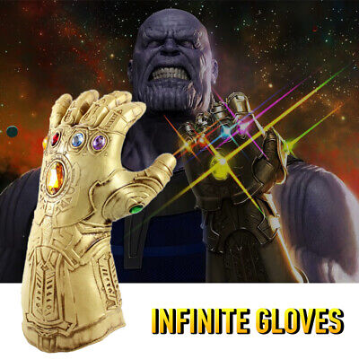 2019 Thanos Infinity Gauntlet Glove Cosplay Infinity War The Avengers Prop Gifts