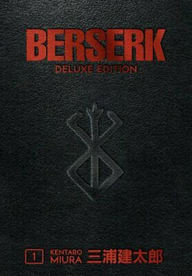 Berserk Deluxe Volume 1 by Kentaro Miura 9781506711980 | Brand New