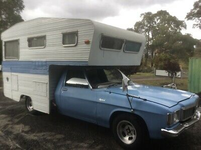 Holden Factory Camper May suit GTS Monaro buyer