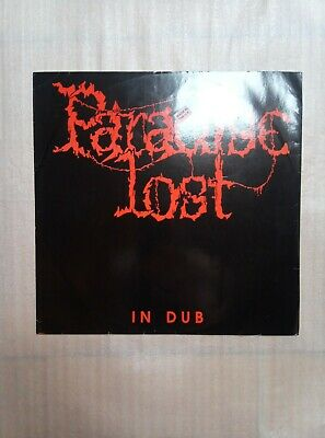 PARADISE LOST (UK) - In Dub LP  1st PRESS   My Dying Bride  Anathema