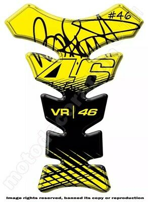 V Rossi The Doctor Vr 46 Tankpad * Awesome New