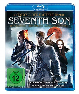 Seventh Son - (German Import) (Uk Import) Blu-Ray New