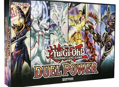 Yugioh Tcg Duel Power Set Factory Sealed Display Box (6 Packs) **Free Shipping**