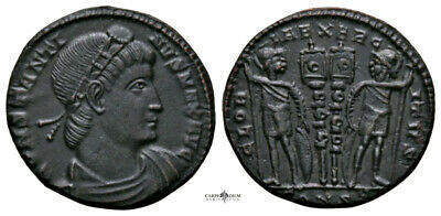 CONSTANTINE THE GREAT (330 AD) Rare Follis. Constantinople #RA 2342